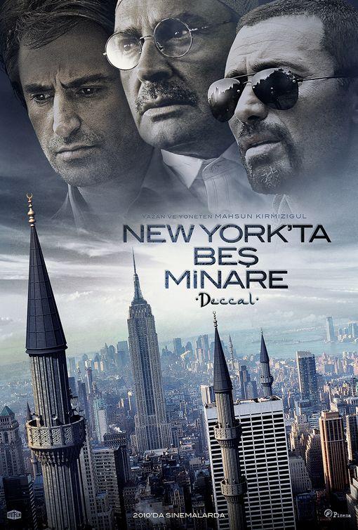 Les Cinq Minarets à New York [VostFR] [FS]