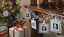 Country Living Holiday Collection Stampin' Kit