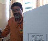 votação como prefeito