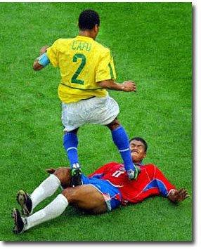 Imagenes de patadas del futbol