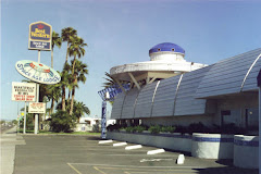 Iconic Space Age Lodge