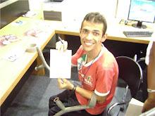 Paulinho na Reatech 2009