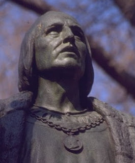 c columbus essay Christopher columbus:hero/not essaysin 1492, christopher columbus set sail for a long adventurous journey that resulted in the discovery of america the one question is, was columbus truly a.