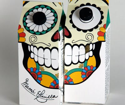 day of dead skull. day of the dead skull. by ken