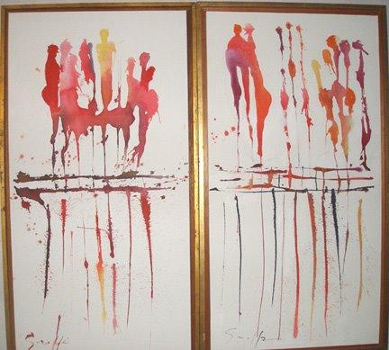 Homage to Giacometti