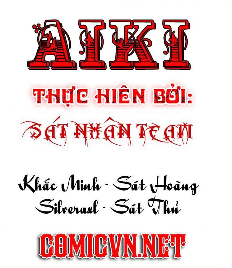 Aiki chap 66 - Trang 25