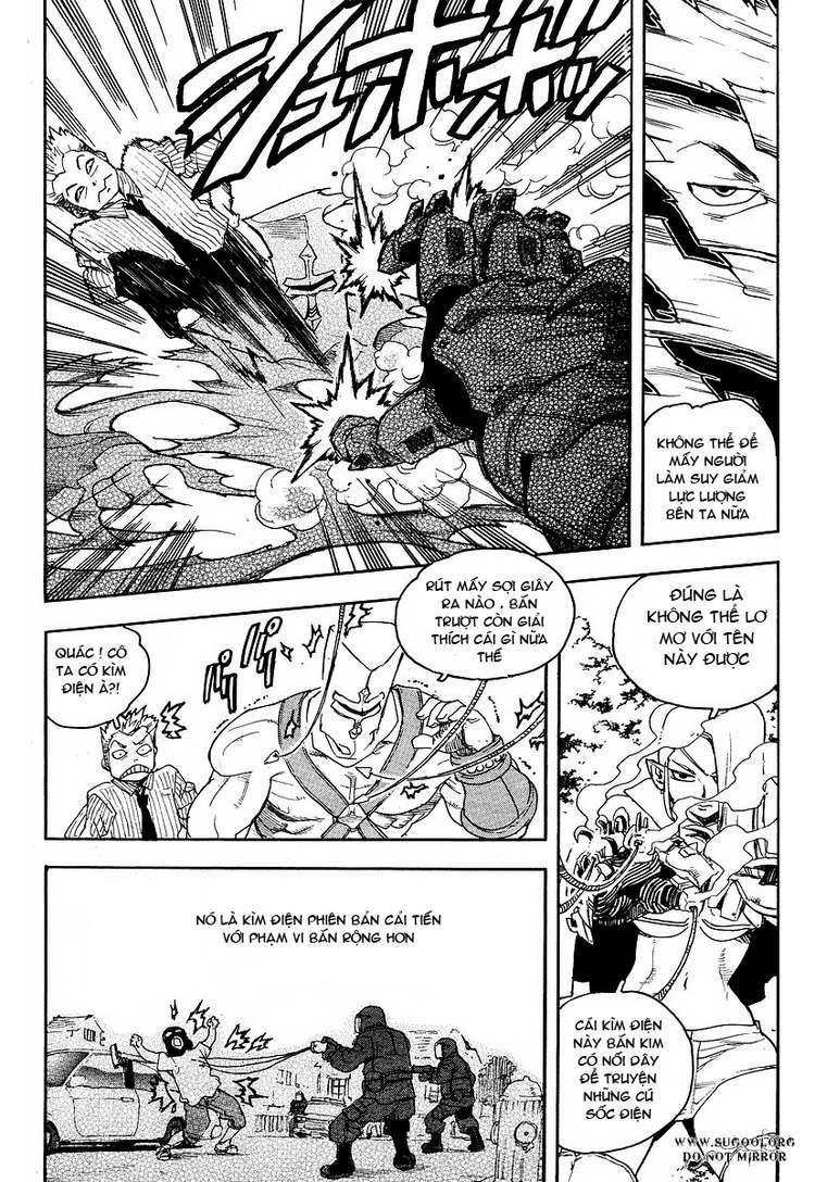 Aiki chap 66 - Trang 20