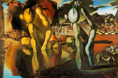 an analysis of metamorphosis of narcissus a painting by salvador dali View salvador dali research papers on academia  a thorough analysis of surrealist art with specific focus on salvador  in dali's metamorphosis of narcissus too.