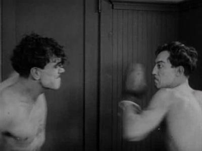Buster Keaton Battling Butler