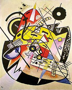 Kandinsky The White Dot