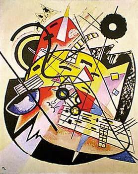 Kandinsky The White Dot