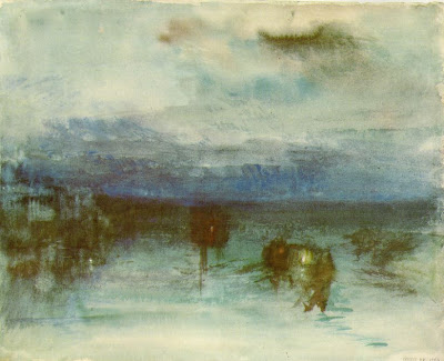 Turner. Moonlight 1940