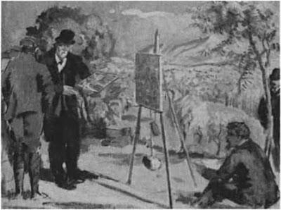 Maurice Denis Cézanne à son motif