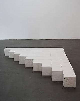 Carl André. 45th Dolomite Integer 1985