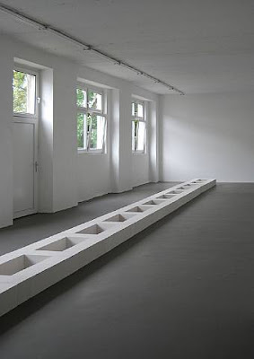 Carl André. Other Piece 1983