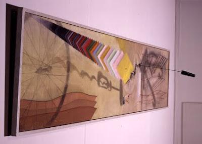 Duchamp. Tu'm, side view