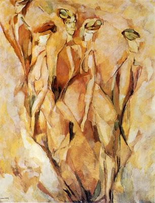 Duchamp. Portrait of Dulcinea