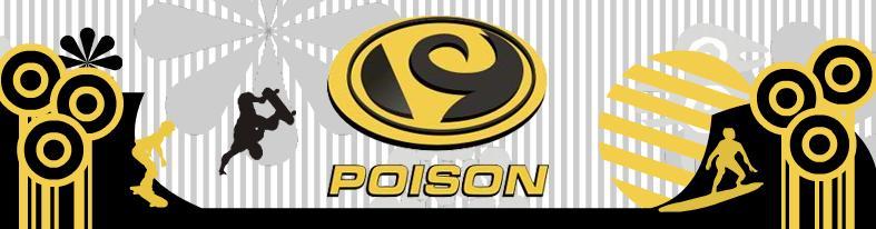Hoje eu vou de Poison...
