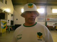 ROBERTO BERNARDELLI. Presidente de futsal.