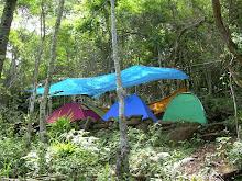 lotação acampamento