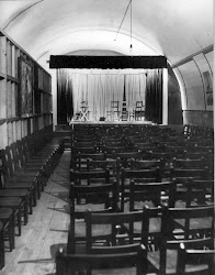 Bethnal Green Tube Shelter Hall