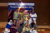 CWA Premier Nite Dinner 2007