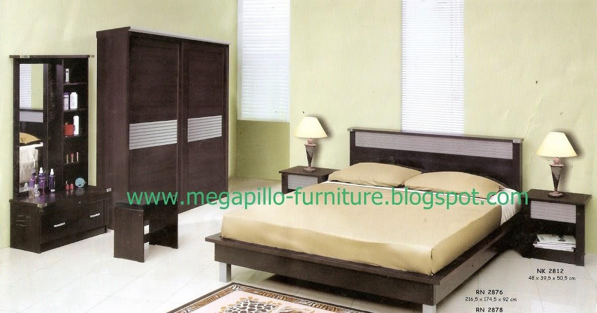 Megapillo furniture spring bed online shop bedroom set - Bedroom furniture set online shopping ...