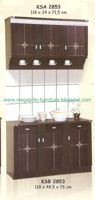 megapillo furniture amp spring bed online shop kitchen set