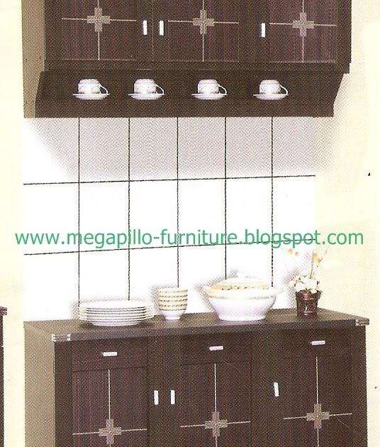 Kitchen Set Graver: Megapillo Furniture & Spring Bed Online Shop: Kitchen Set