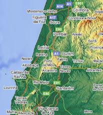 Mapa orográfico