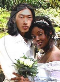 Asian men dating black females