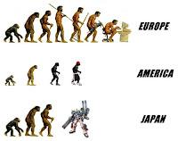 evolucion en los   continentes
