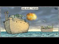Humor: Extincion de los dinosaurios