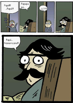 papa namericano
