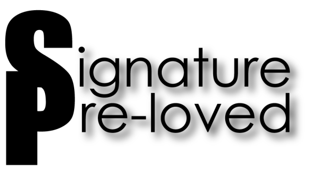 Signature Pre-loved