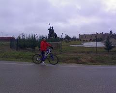 Yo en Villaralbo