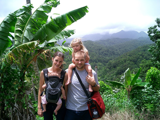 Our adventure in Dominica