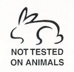 No testamos nuestros productos en animales