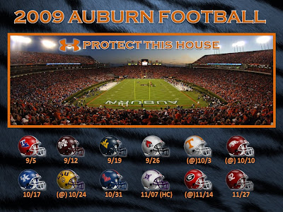 Auburn University football