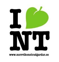 I löv Norrvikens Trädgårdar