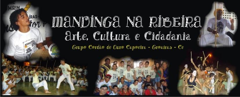 MANDINGA NA RIBEIRA