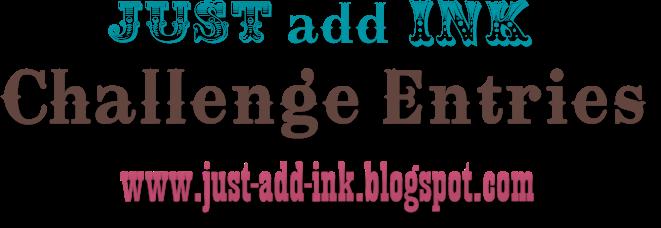Just Add Ink Challenge Entries