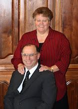 Elder and Sister Beckstrand