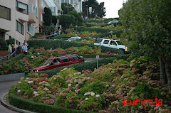 Lombard Street, San Francisco
