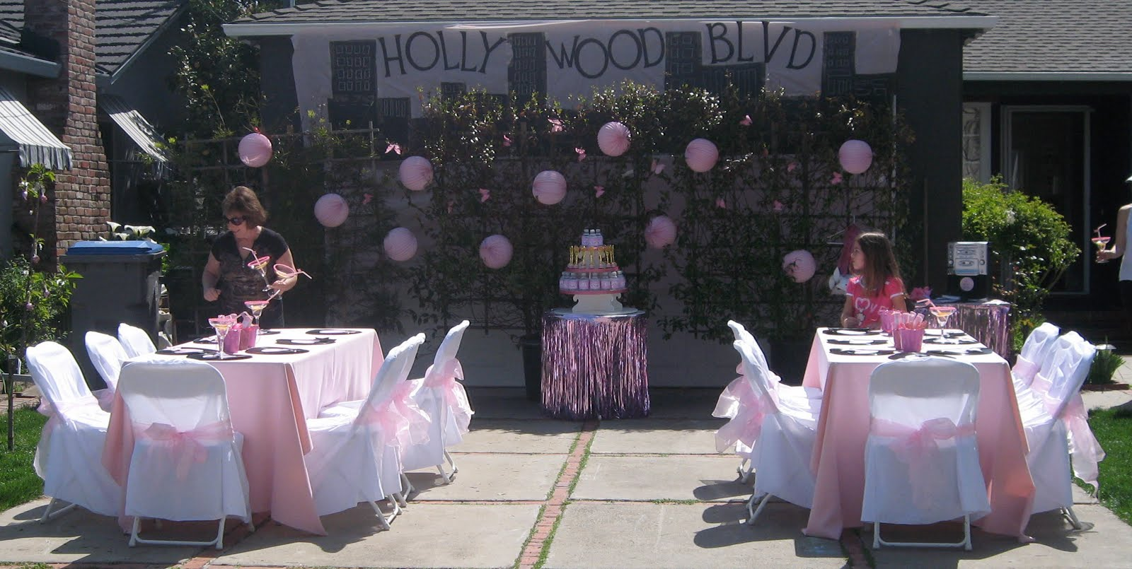 Cake Face Toppers: The Hollywood Party!