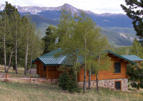 Ponderosa state park cabins vacation cabin rentals cabin for Cabins for rent in zion national park