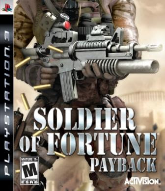 12297 Download Soldier of Fortune: PayBack – PS3