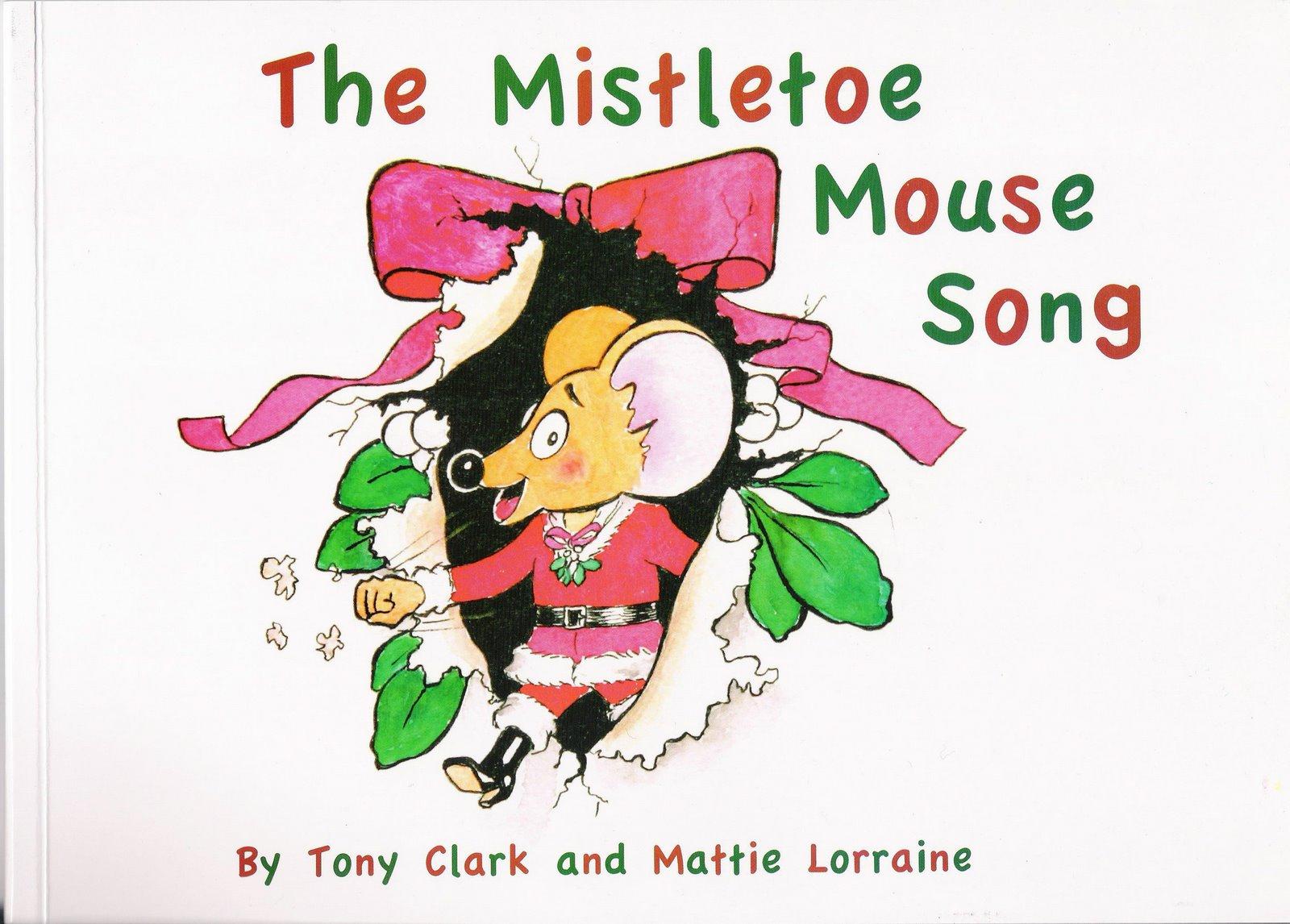 [Mistletoe+Mouse]