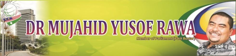 Dr. Mujahid Yusof Rawa