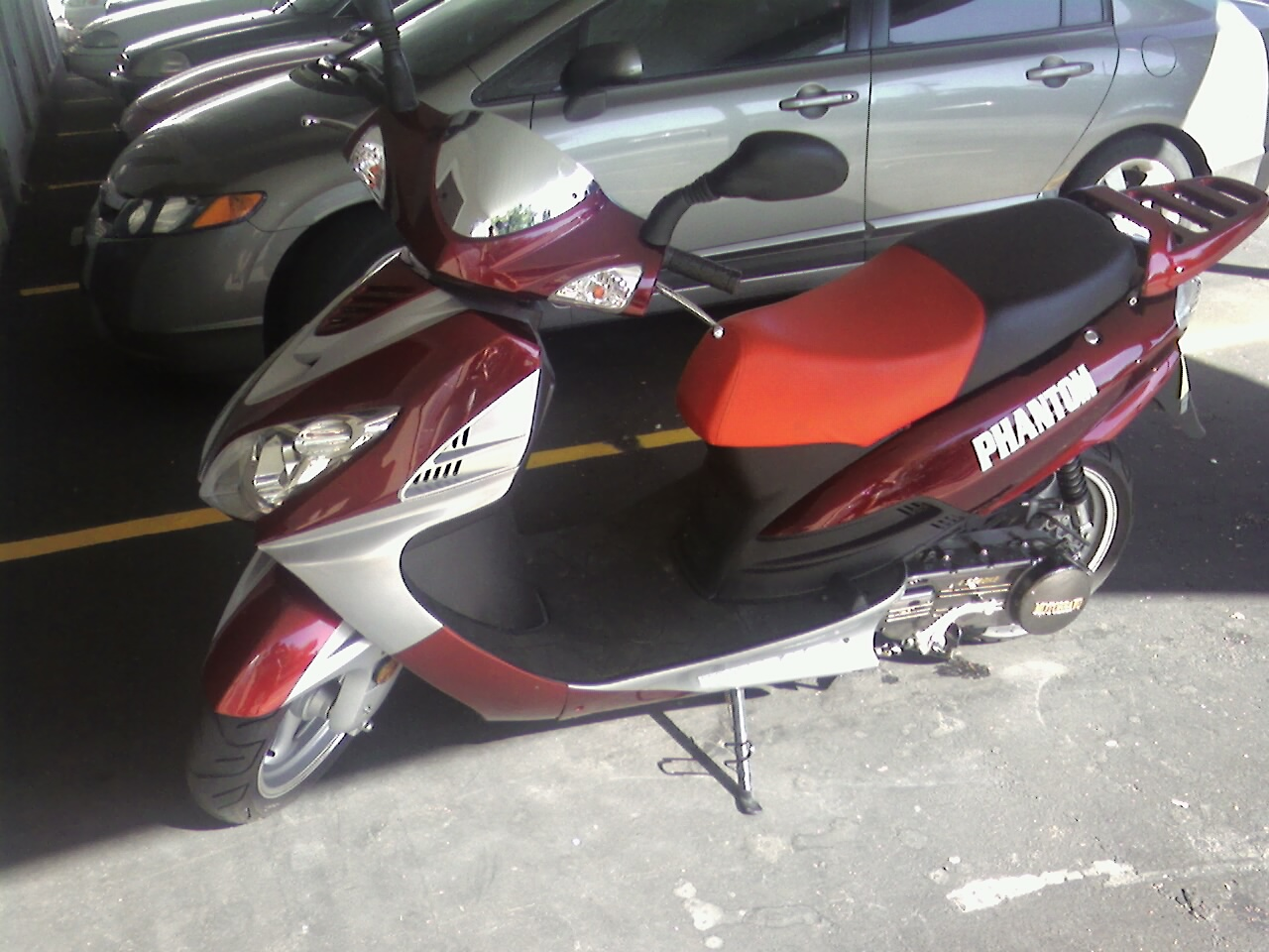 My old scooter